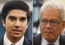 Hamzah set 'support PN and we'll approve Muda' condition, claims Syed Saddiq