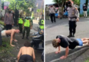 """Creative"" Punishments: Those Caught Not Wearing Masks Forced To Do Push-Ups In Bali"